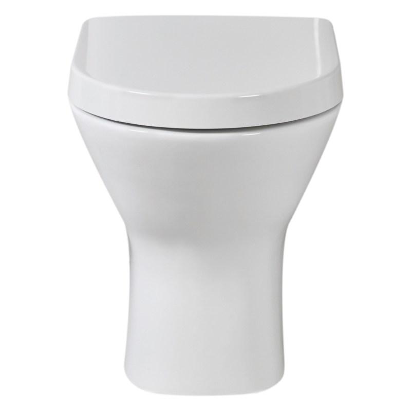 RAK Resort Maxi Back To Wall WC Pan