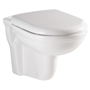 RAK Washington Wall Hung Toilet with Soft Close Seat