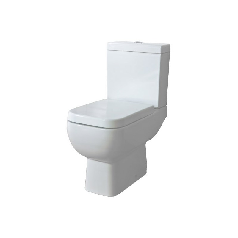 RAK Series 600 WC with Standard Seat