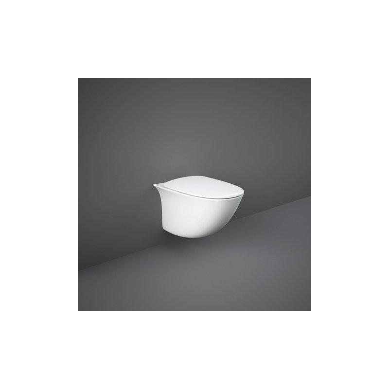 RAK Sensation Wall Hung WC Pan