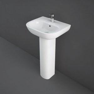 RAK Tonique Small Pedestal for 45cm Basin