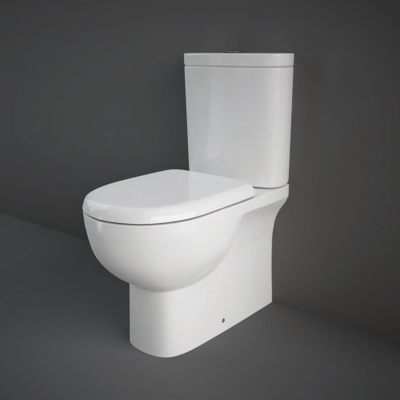 RAK Tonique Back To Wall WC Pack with Soft Close Seat