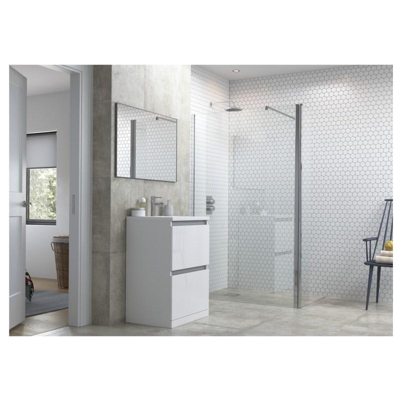 Reflexion Flex 1000mm Wetroom Panel & 300mm Rotatable Panel