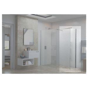 Reflexion Flex Optional Wetroom Side Panel 900mm