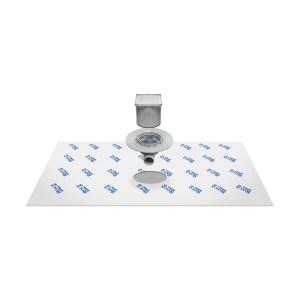 Roca In-Drain Shower Square Kit 113x113mm