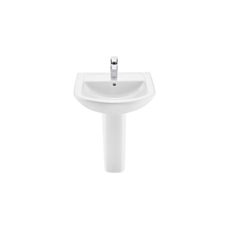 Roca Aire Round 550x450mm Basin 1 Taphole