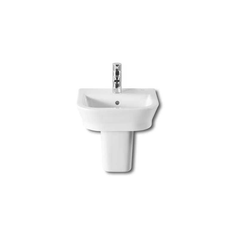 Roca The Gap Wall-Hung/On Countertop Basin 450 x 420mm 1 Taphole