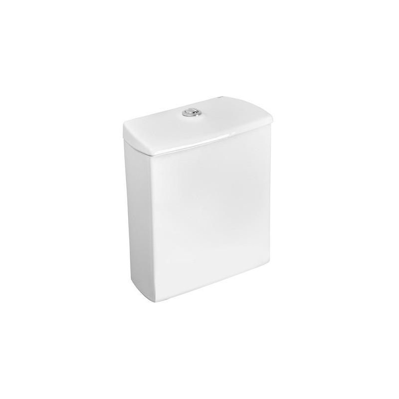 Roca Nexo Close-Coupled Cistern Only 6/3L Push Button