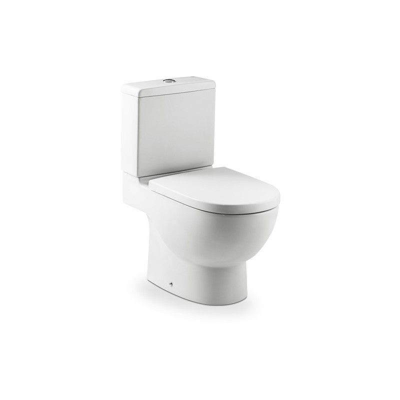 Roca Meridian-N Close-Coupled WC Pan Only