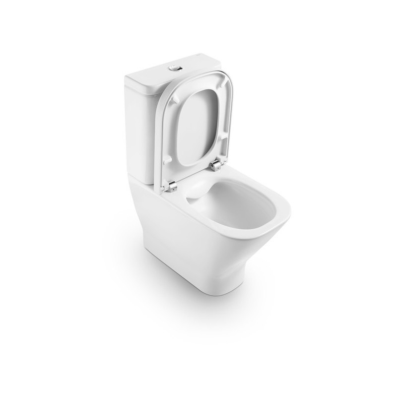 Roca CleanRim The Gap Close Coupled WC Pan (Rimless) Only