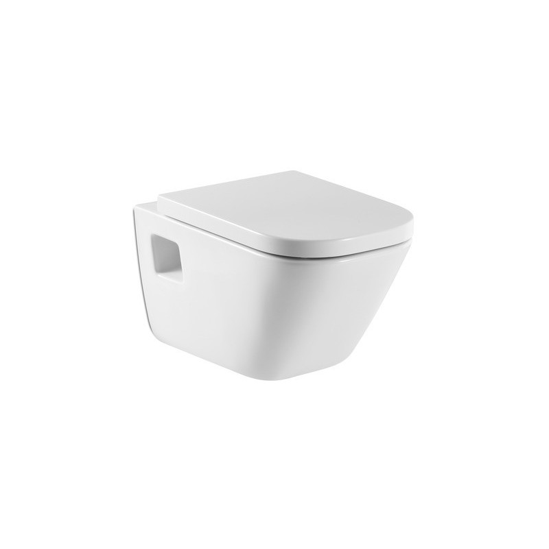 Roca The Gap Wall-Hung WC Pan Only