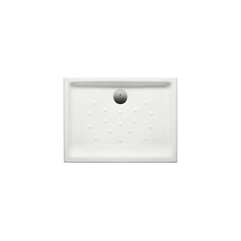Roca Malta Superslim Ceramic Shower Tray 1200x700x80mm
