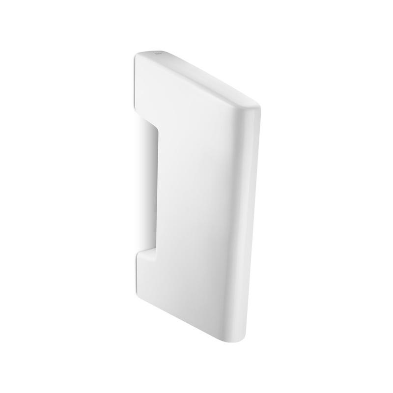Roca Spun Modesty Panel Urinal Divider White