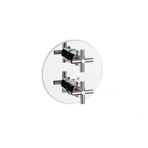 Roca Loft-T Built-In Thermostatic Bath Shower Mixer Only