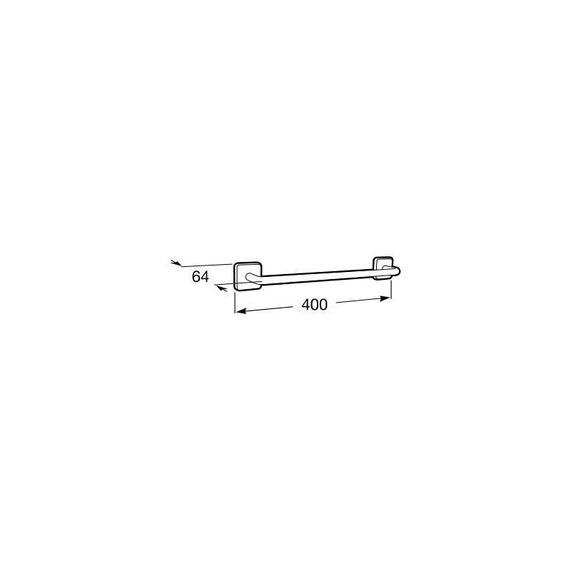 Roca Victoria Towel Rail 400mm