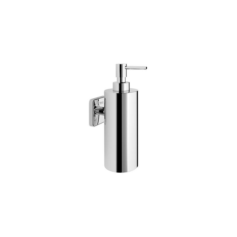Roca Metal Soap Dispenser Victoria Chrome