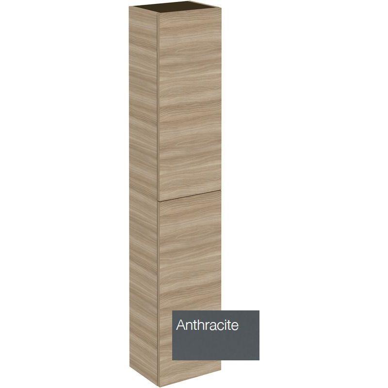 Royo Vida Anthracite Tall Wall Unit