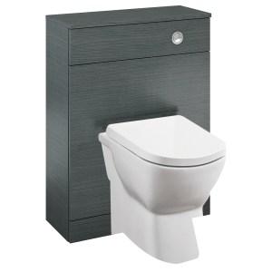 Royo Aquatrend WC Unit 600mm Grey