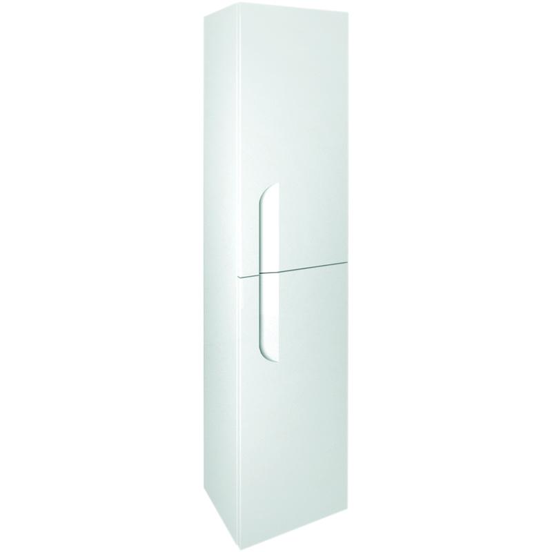Royo Vitale Tall Wall Unit Gloss White