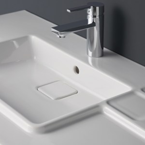 Sottini Ciane Basin Mixer with Pop Up Waste
