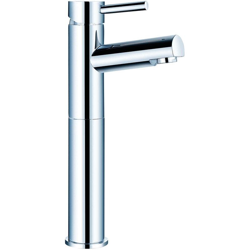 Sterling Beppo Tall Mono Basin Mixer without Waste Chrome