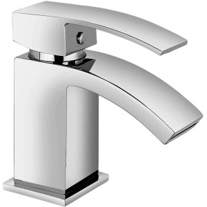 Sterling Spectrum Mini Basin Mixer without Waste Chrome