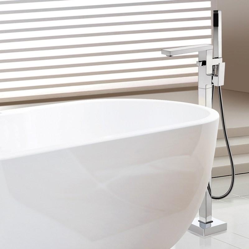 Synergy Tec Studio EB Freestanding Bath Shower Mixer Tap
