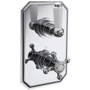 Synergy Henbury 1 Way Themostatic Concealed Shower Valve