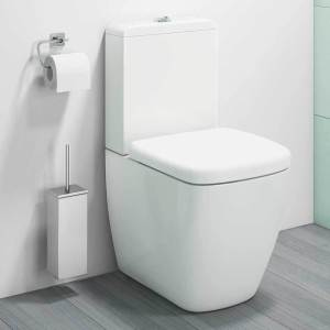 Synergy Venice Close Coupled Fully Back to Wall WC Pan