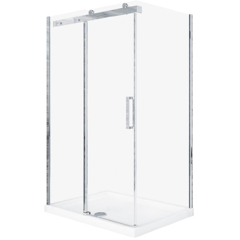 Synergy Vodas 8 Frameless 1300mm Sliding Shower Door