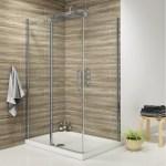 Synergy Vodas 8 Frameless 1500mm Sliding Shower Door