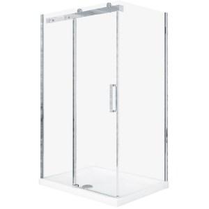 Synergy Vodas 8 Frameless 1600mm Sliding Shower Door