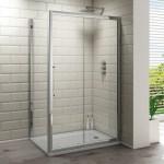 Synergy Vodas 8 Framed 1200 Sliding Shower Door