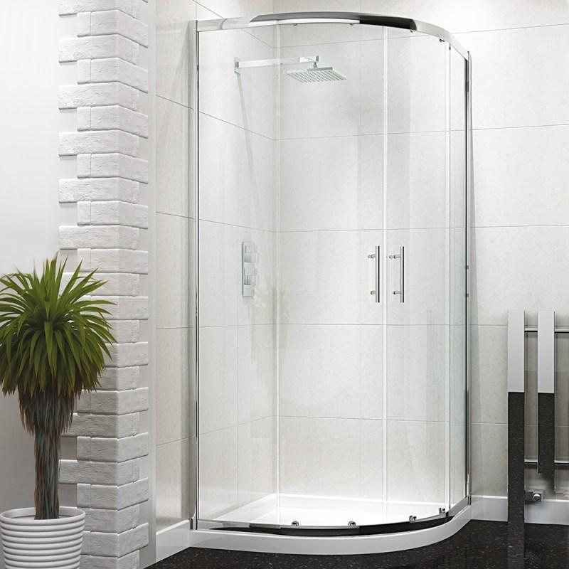 Synergy Vodas 6 1000 x 1000mm 2 Door Quadrant Enclosure