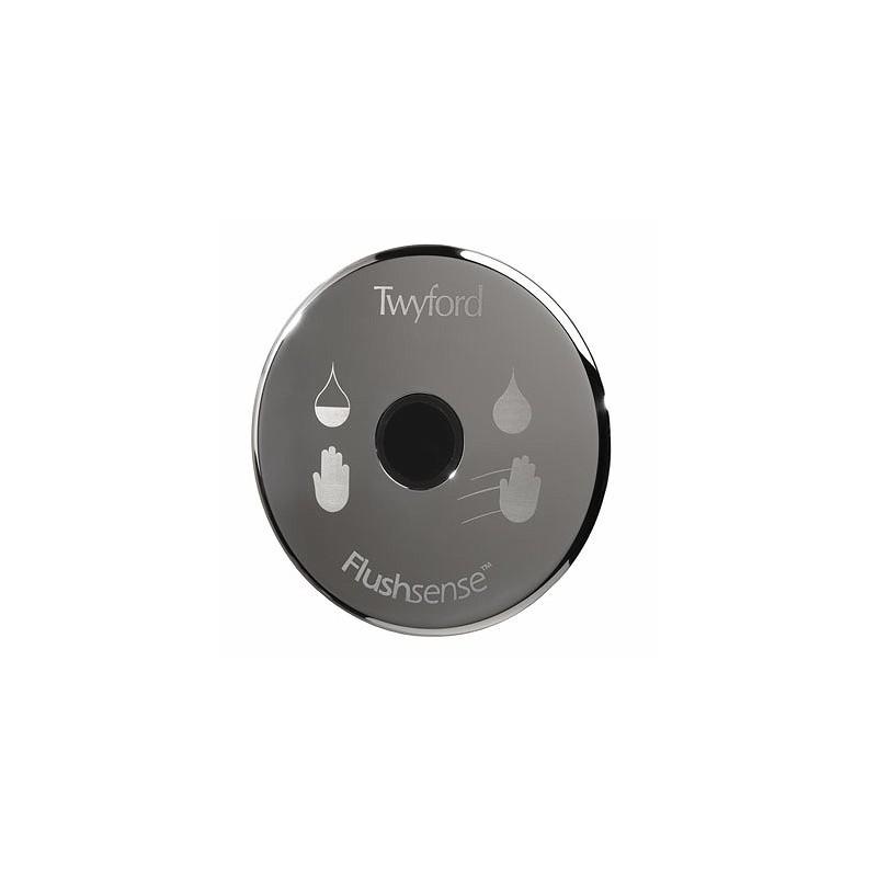 Twyford Flushsense Infra Red Sensor Dual Flush Chrome