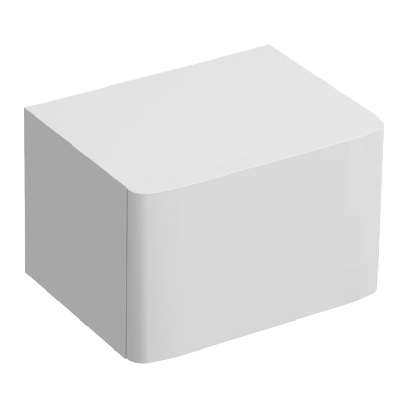 Twyford E100 Plinth for 360mm Cabinet White