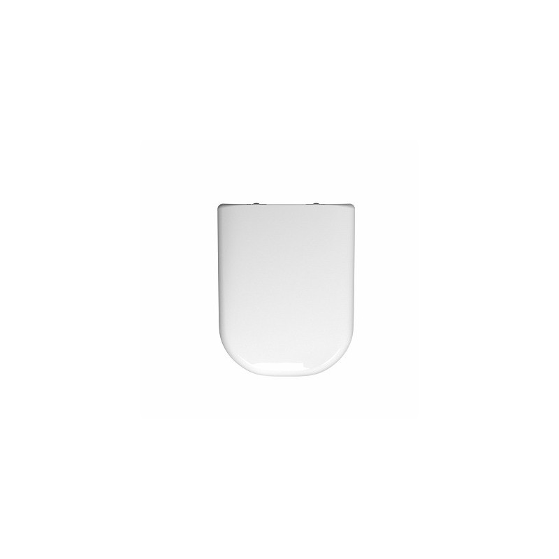 Twyford E500 Round Toilet Seat & Cover Soft Closing Mechanism