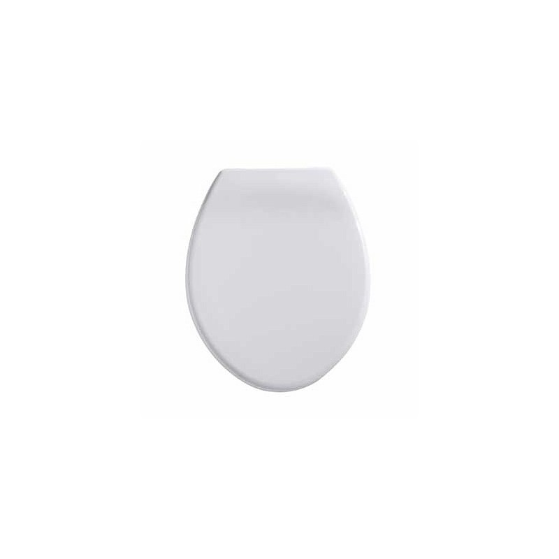 Twyford Option Toilet Seat & Cover Stainless Steel Hinge