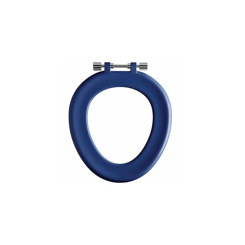 Twyford Full Seat Ring for Sola School 350 Toilet Pan Blue
