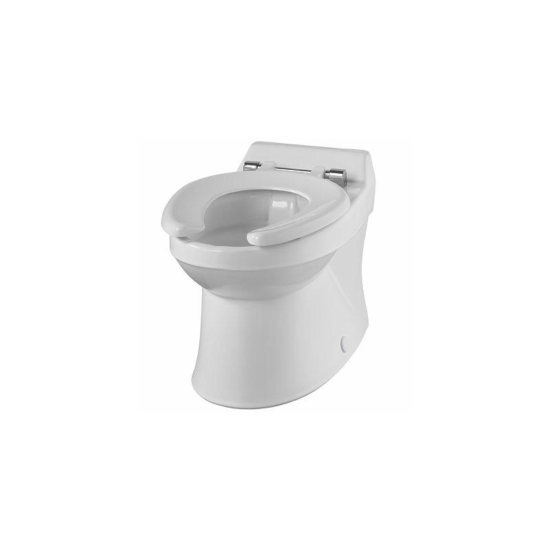 Twyford Sola School Rimless 300 Back-To-Wall Toilet Pan