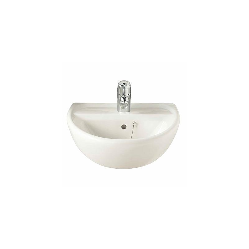 Twyford Sola Washbasin 500x400 1 Tap