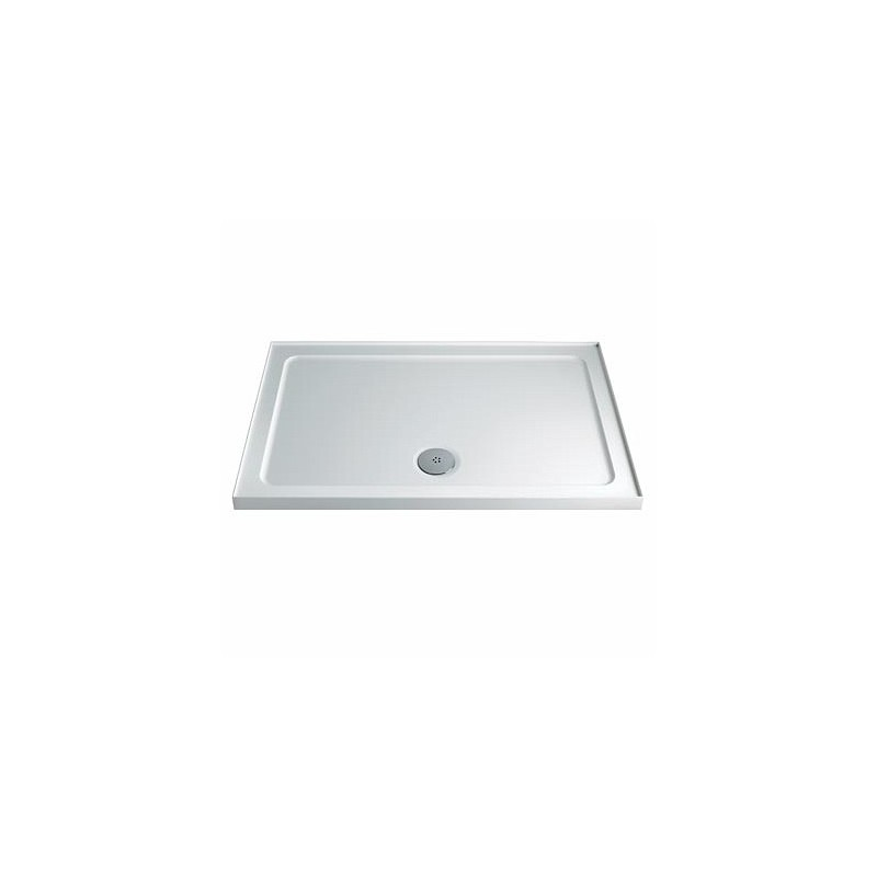 Twyford Shower Tray 900x760 Rectangle Upstand