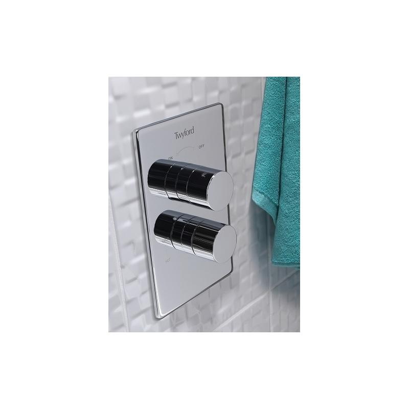 Twyford X120 TMV Concealed Shower Valve