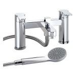Twyford X50 Deck Mounted Bath Shower Mixer