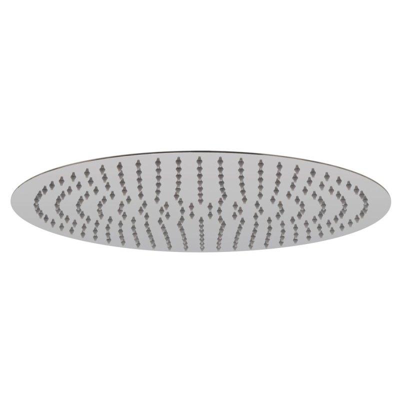 Vado Aquablade Round Slimline Shower Head 400mm