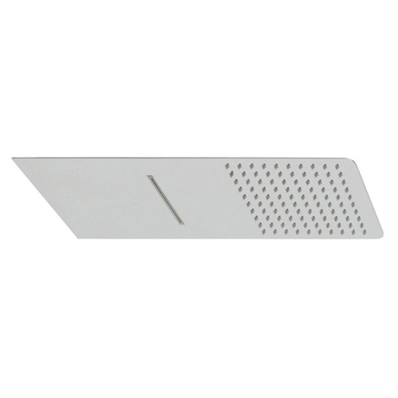 Vado Aquablade Square Slimline 2 Function Wall Mounted Head