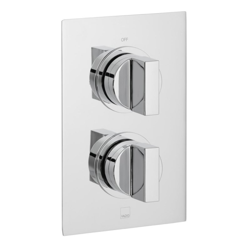 Vado Notion 1 Outlet 2 Handle Thermostatic Valve