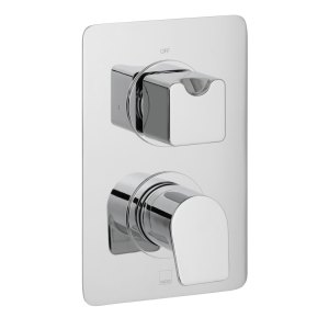 Vado Photon 1 Outlet 2 Handle Thermostatic Valve
