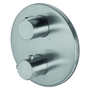 Vema Tiber Two Outlet Thermostatic Mixer