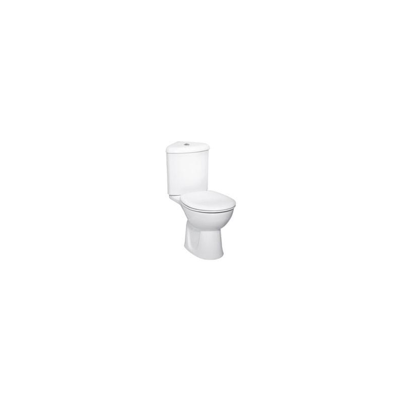 Vitra Layton Corner Cistern Top Flush with Fittings